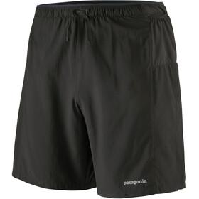 """Patagonia Strider Pro Shorts 7"""" Men, zwart"""